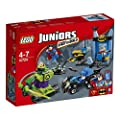 LEGO 10724 Juniors Batman and Superman Vs Lex Luthor Construction Set - Multi-Coloured