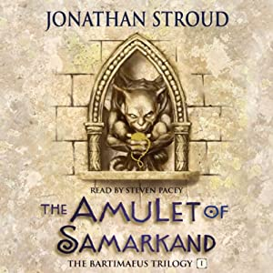 The Amulet of Samarkand Audiobook