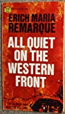 All quiet on the western front (A Fawcett premier book)