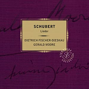 Schubert : Lieder (Livre-disque 4 SACD)