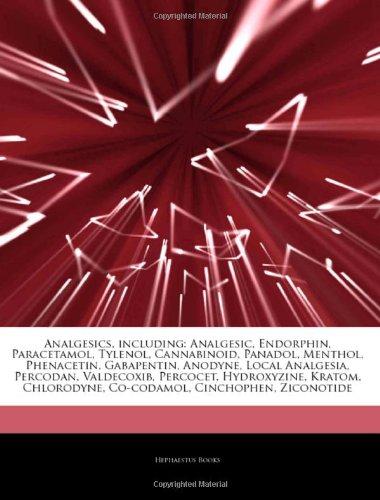 articles-on-analgesics-including-analgesic-endorphin-paracetamol-tylenol-cannabinoid-panadol-menthol