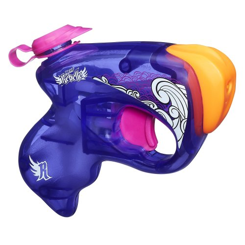 Nerf Rebelle Mini Mission Soaker (Purple) - 1