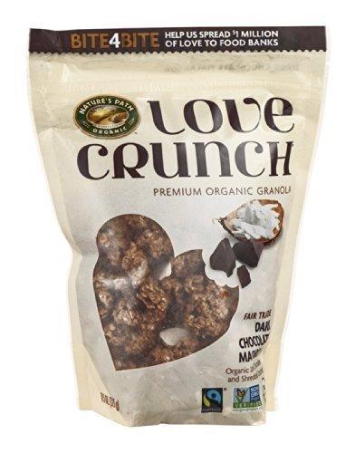 natures-path-love-crunch-premium-organic-granola-dark-chocolate-macaroon-115-oz-pack-of-18-by-nature