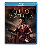 Cover art for  Quo Vadis  [Blu-ray]