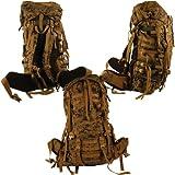 TETON Sports Summit1500 Ultralight Internal Frame Backpack (22.5″x 11″x 9″, Orange)