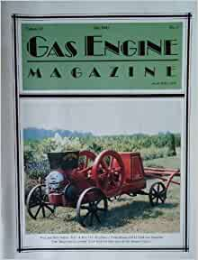 Gas Engine Magazine Vol. 19 No. 3 May-June 1984 - Mogul Junior/International