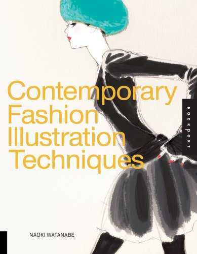 Contemporary Fashion Illustration Techniques image