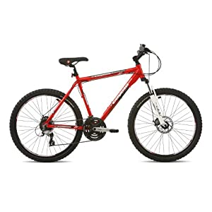 Coyote Men's Minnesota 24 SPD Action Bike