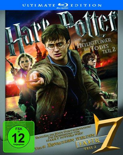 Harry Potter und die Heiligtümer des Todes Teil 2 (Ultimate Edition) [Blu-ray]