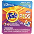 Tide Pods Laundry Detergent Spring Meadow Scent Special Pack 80 Count