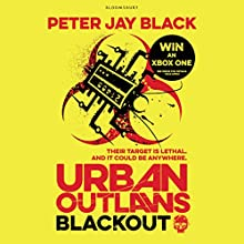 Blackout (       UNABRIDGED) by Peter Jay Black Narrated by Andy Cresswell