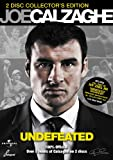 echange, troc Joe Calzaghe - Undefeated Special Edition [Import anglais]