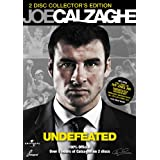Joe Calzaghe: My Life Story/Undefeated [DVD]