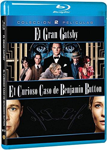 Pack: El Gran Gatsby + El Curioso Caso De Benjamin Button [Blu-ray]