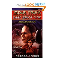 Valhalla (Star Trek Deep Space Nine, No 10) by Nathan Archer