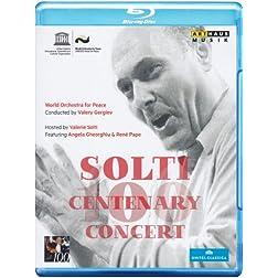 Solti Centenary Concert [Blu-ray]