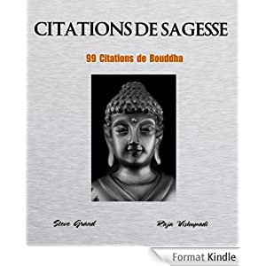 Citations de Sagesse - 99 citations de Bouddha eBook: Raja
