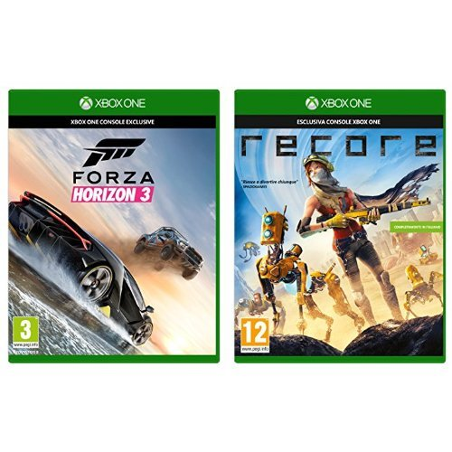 Forza Horizon 3 + Recore (Xbox One)