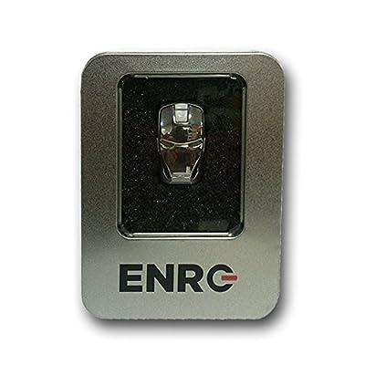ENRG Pen Drive 16 GB Iron Man Silver face