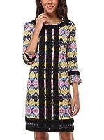 Almatrichi Vestido (Multicolor)
