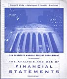 The Analysis and Use of Financial Statements (AIMR Annual Report Supplement)