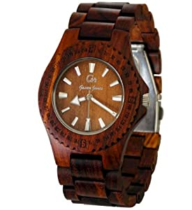 Women's Wood Watch By Woodman Watches