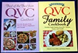 img - for Best of the Best From QVC Cookbook & QVC Family CookBook book / textbook / text book