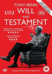 Tony Benn: Will And Testament [DVD]