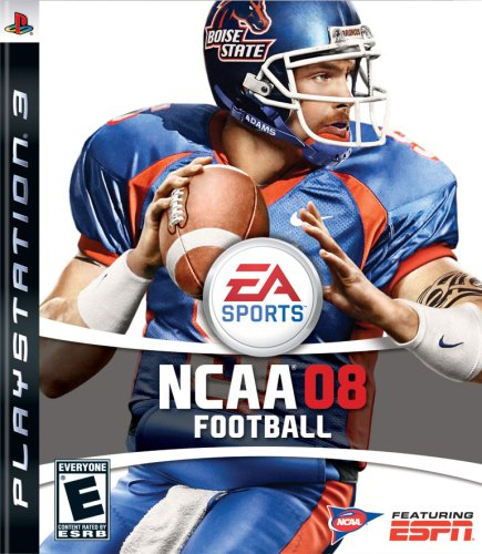 NCAA Football 08 - Playstation 3 - 1