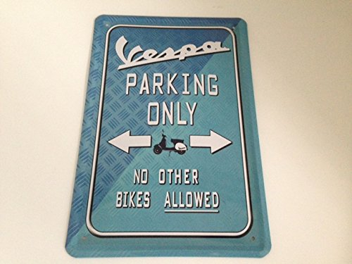 vespa-scooter-parking-onlyaa-aa-tin-sign-with-parking-garage-carport-1-by-blechschild