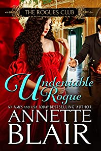 Undeniable Rogue by Annette Blair ebook deal