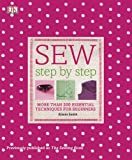 Sew Step by Step (0756671647) by Smith, Alison