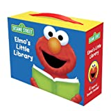 img - for Elmo's Little Library (Sesame Street) book / textbook / text book