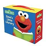 Elmos Little Library (Sesame Street) (Sesame Street (Random House))