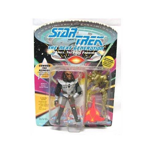 Star Trek TNG Gowron The Klingon