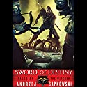 Sword of Destiny Audiobook by Andrzej Sapkowski Narrated by Peter Kenny