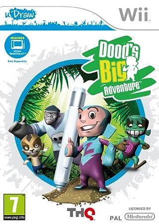 Dood's Big Adventure - uDraw (Wii)