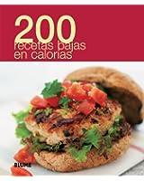 200 recetas bajas en calorias / 200 Low Calorie Recipes