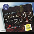 Berlioz : La Damnation de Faust / Harold en Italie (Coll. The Originals)