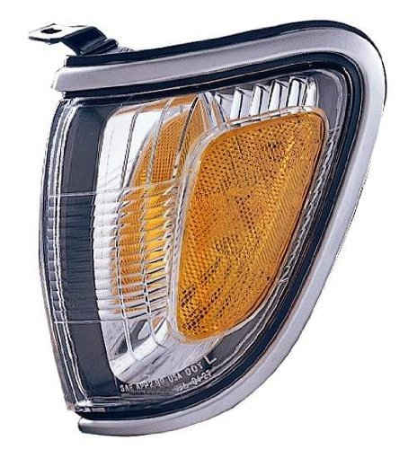 Depo 312-1547L-AS9 Toyota Tacoma Driver Side Replacement Parking/Side Marker Lamp Assembly Style: Driver Side (LH)