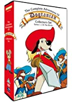The Complete Adventures Of Dogtanian [DVD]