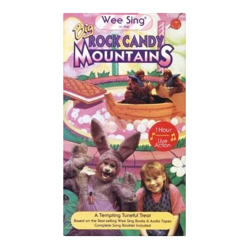Amazon.com: Wee Sing in the Big Rock Candy Mountains: David Poulshock