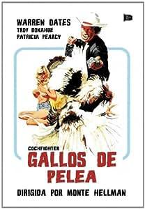 Amazon.com: Cockfighter - Gallos De Pelea - Monte Hellman