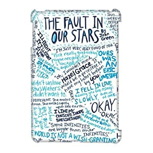design funny the fault in our stars hard plastic back case