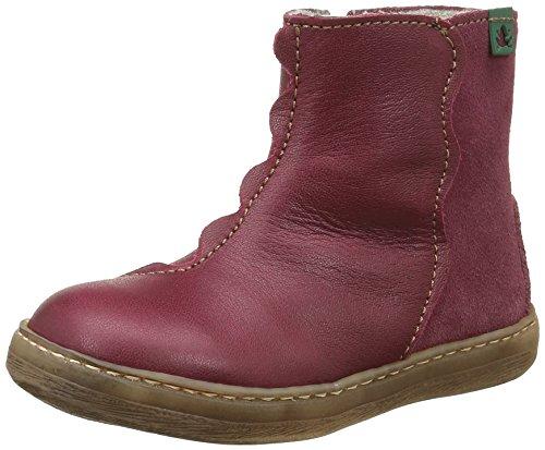 El Naturalista KidsKepina - Stivali a metà gamba con imbottitura pesante  Bambina , Viola (Violett (Rioja)), 28 EU