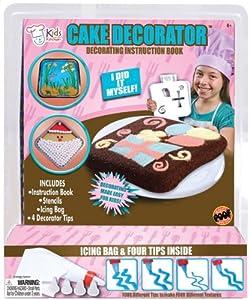 Cake Decorator Kit-