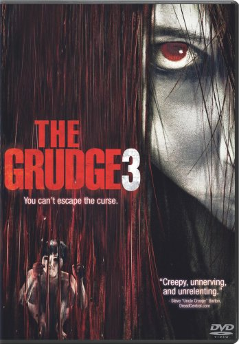 51kRiYOs60L The Grudge 3   DVD Review