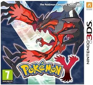 Amazon.com: NINTENDO POKEMON VERSIONE Y 3DS: Video Games