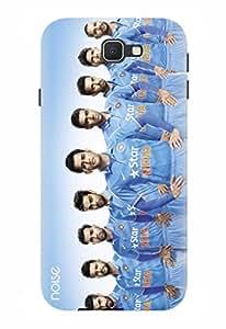 Noise Designer Printed Case / Cover for Samsung Galaxy J7 Prime / Sports / Bleed blue Design