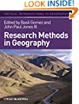 Research Methods Geography (Critical...